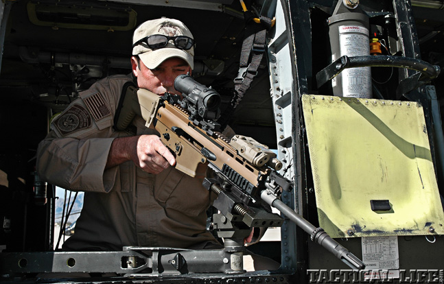 Top 30 Rifles TACTICAL WEAPONS 2014 FFN SCARs lead