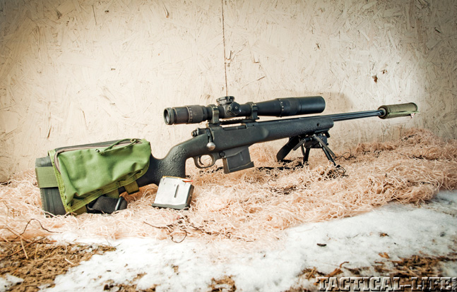 Top 30 Rifles TACTICAL WEAPONS 2014 FN A5 TBM lead
