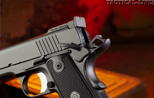 Combat Handguns top 1911 2015 GUNCRAFTER INDUSTRIES MODEL 4 hammer