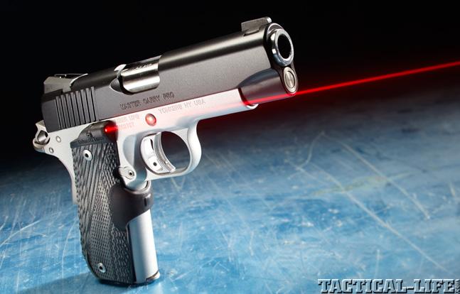 Combat Handguns top 1911 2015 KIMBER MASTER CARRY PRO lead