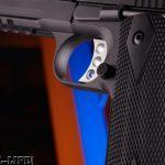 Combat Handguns top 1911 2015 KIMBER TLE RL II trigger
