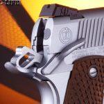 Combat Handguns top 1911 2015 MAC 1911 BOBCUT .45 ACP hammer