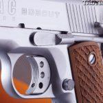 Combat Handguns top 1911 2015 MAC 1911 BOBCUT .45 ACP trigger