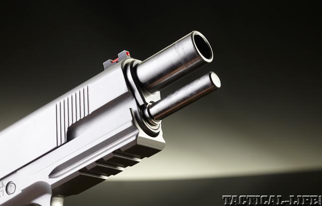 Combat Handguns top 1911 2015 MAXIMUS ARMS' GLADIATOR barrel