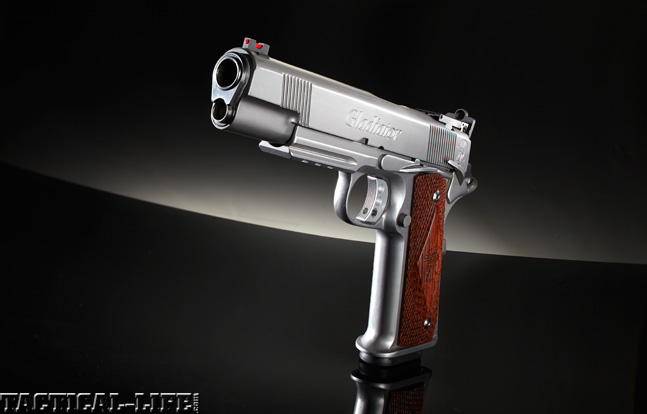 Combat Handguns top 1911 2015 MAXIMUS ARMS' GLADIATOR lead