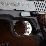 Combat Handguns top 1911 2015 MAGNUM RESEARCH DESERT EAGLE 1911U trigger