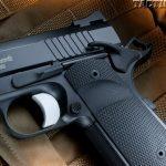 Combat Handguns top 1911 2015 NIGHTHAWK CUSTOM COSTA COMPACT trigger