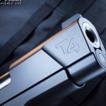 Combat Handguns top 1911 2015 NIGHTHAWK T4 9mm muzzle