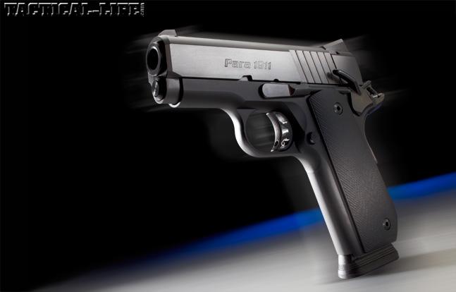 Combat Handguns top 1911 2015 PARA EXECUTIVE CARRY lead