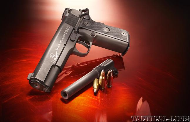 Combat Handguns top 1911 2015 ROCK ISLAND ARMORY .22 TCM 1911 lead