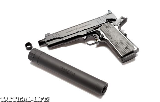 Combat Handguns top 1911 2015 REMINGTON R1