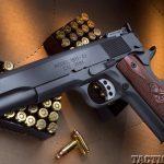 Combat Handguns top 1911 2015 SPRINGFIELD ARMORY RANGE OFFICER lead