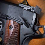 Combat Handguns top 1911 2015 SPRINGFIELD ARMORY RANGE OFFICER hammer
