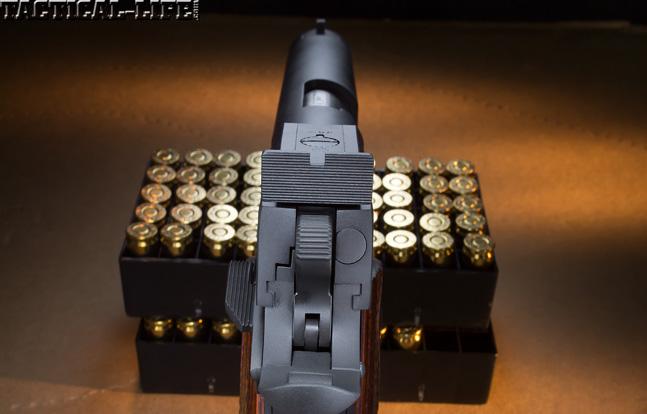 Combat Handguns top 1911 2015 SPRINGFIELD ARMORY RANGE OFFICER rear