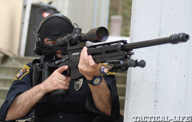 Top 30 Rifles TACTICAL WEAPONS 2014 VOERE LBW-M2 & X3