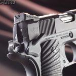 Combat Handguns top 1911 2015 WILSON COMBAT HACKATHORN SPECIAL .45 1911 hammer