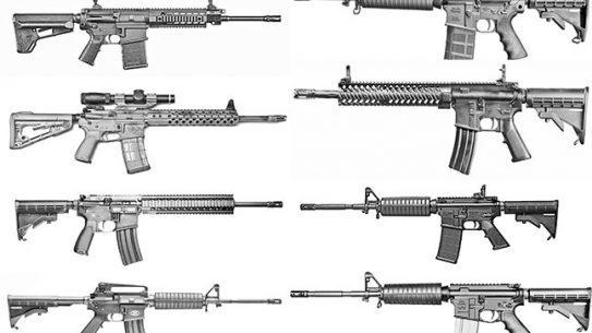 AR Rifleman evergreen 2015 sporting rifles lead