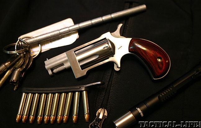 Combat Handguns top revolvers 2014 NAA SIDEWINDER ammo