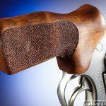 Combat Handguns top revolvers 2014 Ruger GP100 MATCH CHAMPION grip