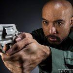 Combat Handguns top revolvers 2014 SMITH & WESSON MODEL 317 aim