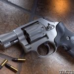 Combat Handguns top revolvers 2014 SMITH & WESSON MODEL 317 lead
