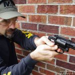 Combat Handguns top revolvers 2014 SMITH & WESSON M&P BODYGUARD 38 aim