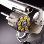 Combat Handguns top revolvers 2014 SMITH & WESSON PC 929 9MM loaded
