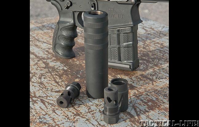 EliteIron BattleDog Sound Suppressor sp parts