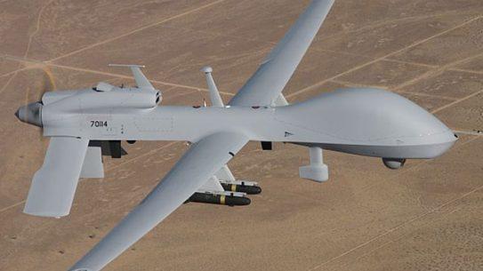 UAV complex Gray Eagle UAS General Atomic Aeronautical