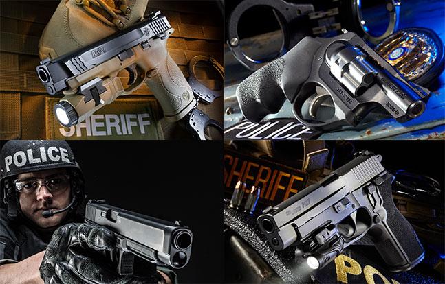 Handguns GUNS & WEAPONS FOR LAW ENFORCEMENT 2014 roundup