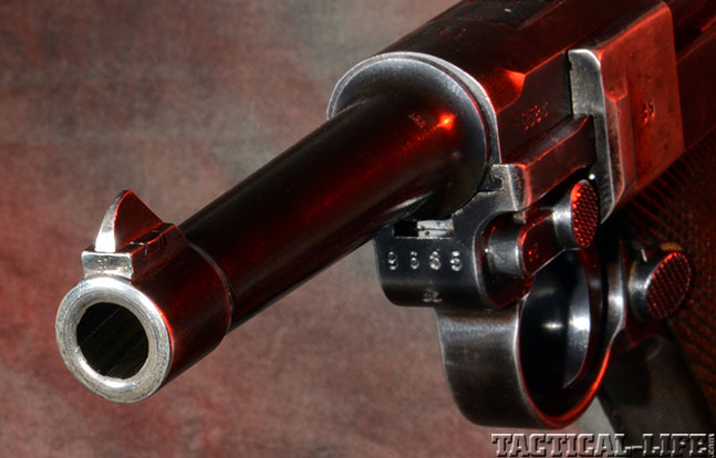P08 Luger historical top 10 2014 barrel