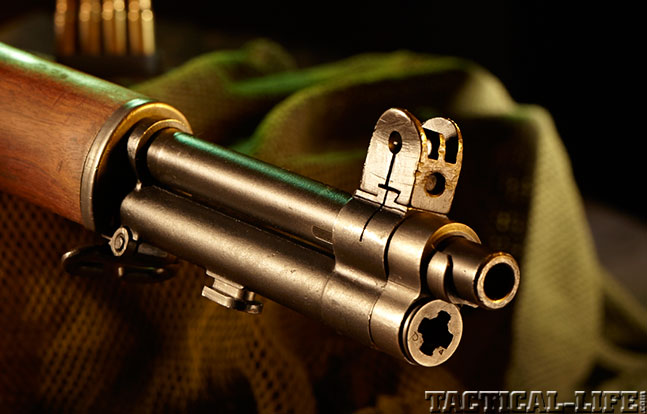 M1 Garand historical top 10 2014 barrel