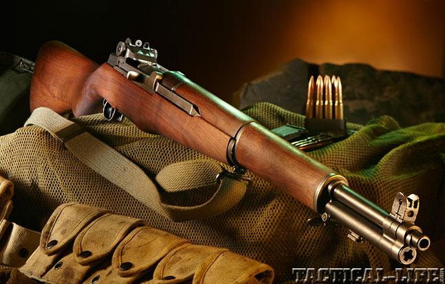 M1 Garand historical top 10 2014 lead