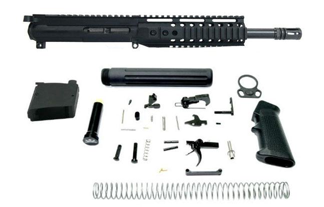 Palmetto State Armory 9mm AR15 Pistol Kit