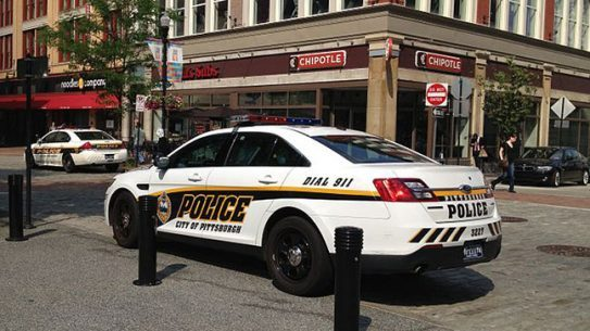 Pittsburgh Police car body cameras