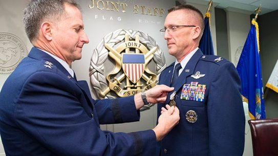 Richard Poston Airman's Medal