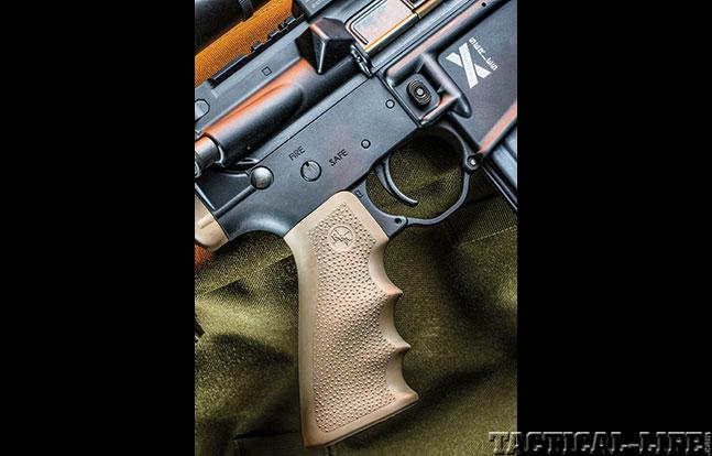 Rock River Arms LAR-458 X-1 SWMP Jan 2015 grip