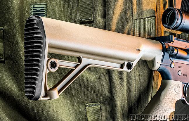 Rock River Arms LAR-458 X-1 SWMP Jan 2015 stock