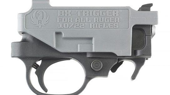 Ruger BX-Trigger lead