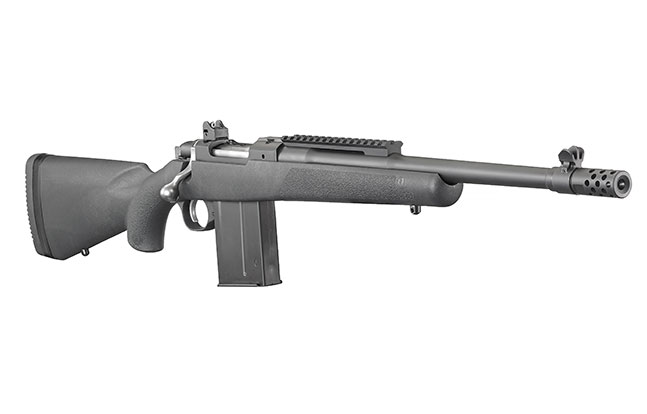 Ruger Gunsite Scout Rifle Lightweight Composite Stock solo