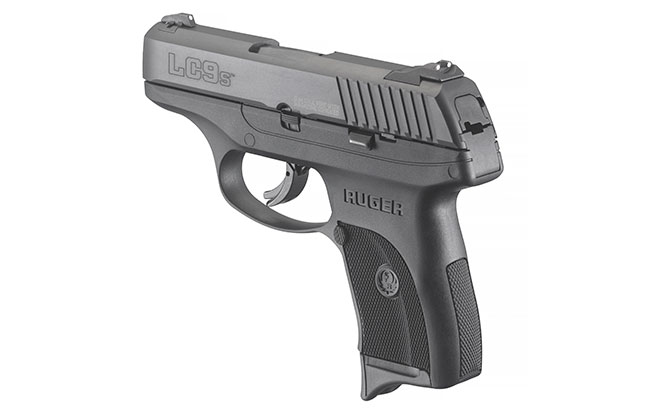 Ruger LC9s Pro solo