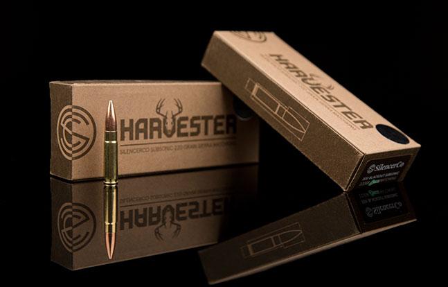 SHOW Show 2015 law enforcement accessories SilencerCo Harvester 300 Blackout A