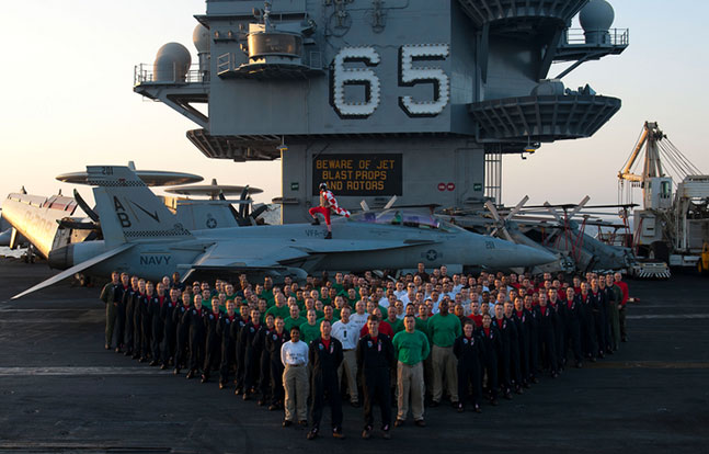 Strike Fighter Squadron (VFA) 211 2014 Phoenix Award