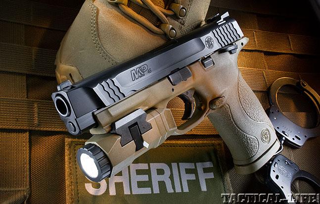 Smith & Wesson M&P45 GWLE 2014 solo