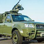 Tactical Trucks SWMP Jan 2015 India Tata Xenon