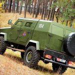 Tactical Trucks SWMP Jan 2015 Ukraine SRM-1 Kozak