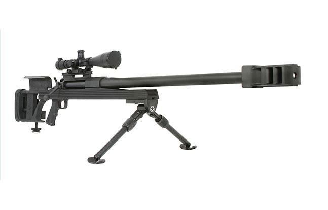 Top 12 .50 BMG Rifles TW March 2015 ArmaLite AR-50A1