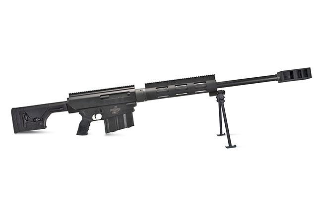 Top 12 .50 BMG Rifles TW March 2015 Bushmaster BA 50