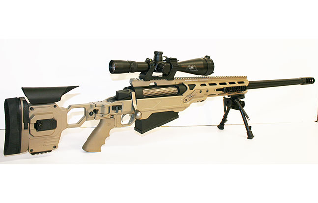 Top 12 .50 BMG Rifles TW March 2015 Drake Stalker MK15 SLAM