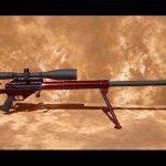 Top 12 .50 BMG Rifles TW March 2015 Spider SuperComp Ferret50